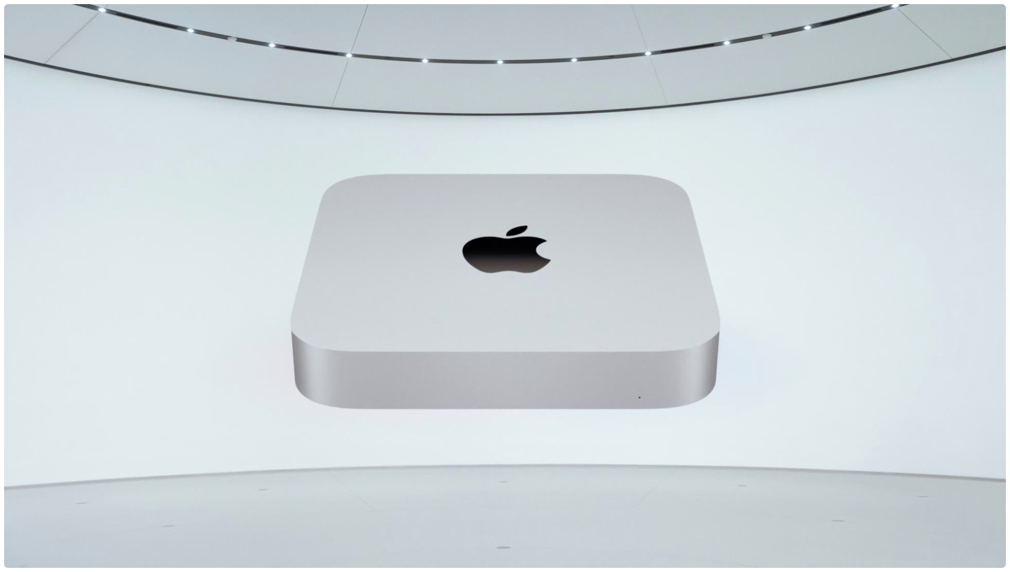 Тест Apple Mac mini в GeekBench