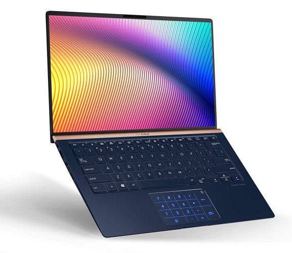 Ноутбук Asus ZenBook 2018 с процессором Whiskey Lake-U.