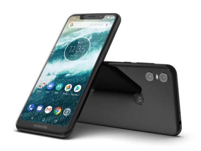 Lenovo запускает Motorola One и Motorola One Power с Android One