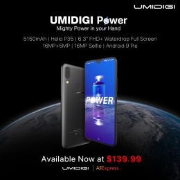 Смартфон UMIDIGI Power