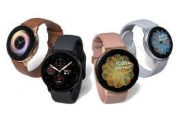 Умные часы SAMSUNG GALAXY WATCH ACTIVE 2